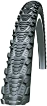 SCHWALBE CX Comp HS 369 Cyclocross Bicycle Tire (700x35, SBC Wire Beaded, Black Skin)