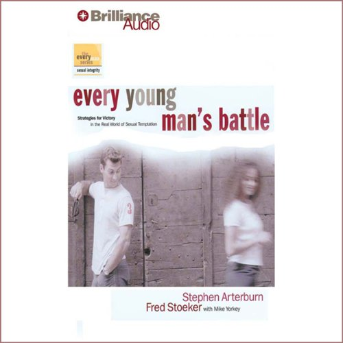 Every Young Man's Battle audiobook cover art