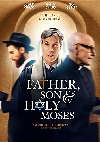 DVD-Father, Son, and Holy Moses