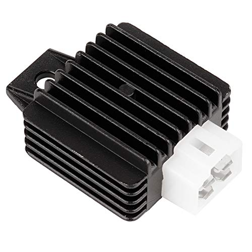 Raddrizzatore regolatore moto 12V Raddrizzatore regolatore di tensione a onda intera 12V adatto per moto GY6 50cc-150cc