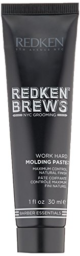 Redken Brews Work Hard Molding Paste 30ml