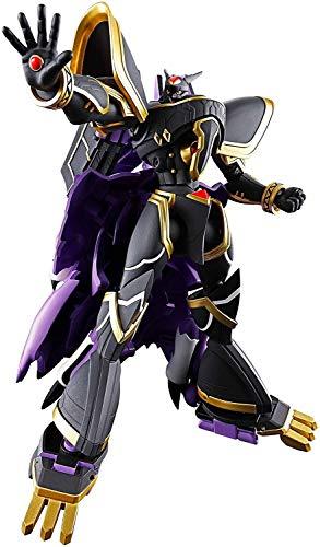 TAMASHII NATIONS Bandai Digivolving Spirits 05 Alphamon Digimon Action Figure, Brown/a (BAN23910)