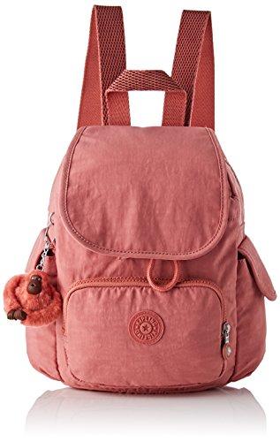 Kipling - City Pack Mini, Mochilas Mujer, Rosa (Dream Pink), 14x27x29 cm (B x H T)