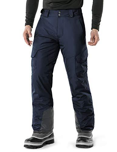 TSLA Men's Winter Snow Pants