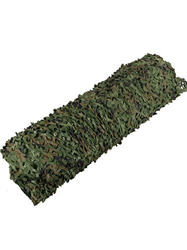 schaduwnet camouflage schaduw buiten Urwald schaduw Greening veiligheid legergroen encryptie verdikking meerdere maten 7mx10m groen