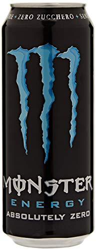 Monster Absolutely Zero - Lattina, 500 ml