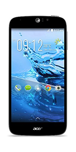 Acer Liquid Jade Z Plus Dual-SIM Smartphone (12,7 cm (5 Zoll) Zero-Air-Gap IPS HD-Display, LTE, 13 Megapixel Kamera, Quadcore Prozessor 1,5GHz, 2GB RAM, 16GB interner Speicher, Gorilla Glass 3, Android 4.4. Kitkat ) schwarz