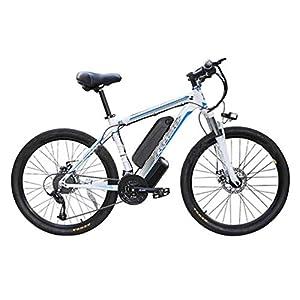 Elektro-Fahrrad Elektro-Mountainbike, 26 Zoll Folding E-Bike mit Lithium-Batterie 48Av10ah, 350W Motor, DREI-Modi zur Auswahl