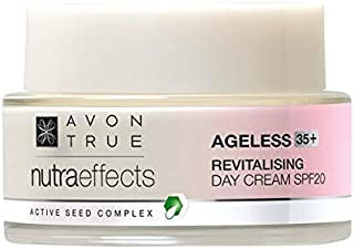 Avon true nutra effects ageless 35 revitalising Night cream spf 20