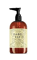 powerful 16 oz, paraben-free, glycerin-free, natural lubricant for sensitive skin, Isabel Fay-water …