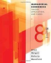 Best managerial economics theory applications and cases Reviews