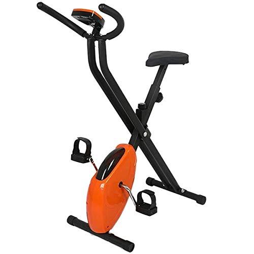 LYDIANZI Stepper Allenamento Fitness Indoor Sport Allenamento Attrezzatura Verticale Cyclette stazionario Folding Home Gym Fitness Ciclismo Biciclette Trainer Cardio Bike Vertical Climber