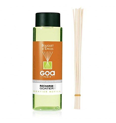 Goa Clem - Bouquet d'épices Recharge pour diffuseur