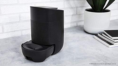 Cecotec Deshumidificador BigDry 2000 Light Black- 300 ml/día, depósito extraíble de 0,6 litros, Cobertura hasta 20 m2, mínimo Consumo de 23 W