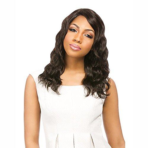Sensationnel brésilienne Lace Wig – Natural Loose Deep (Bare & Natural) – en cheveux 100% Perruque/100% Human Hair Lace Wig (färbbar, lavable, Coiffer