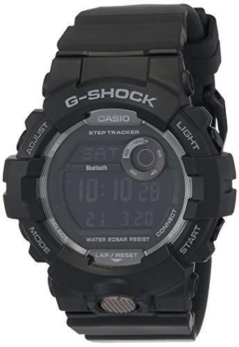 Casio G-Shock Digital Black Dial Men's Watch GBD-800-1BDR(G899)