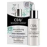 Olay Regenerist Luminous Tone Perfecting Moisturizer and Sun Spot Remover, 1.3...