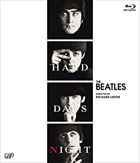 A HARD DAY'S NIGHT(通常版) [Blu-ray]