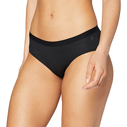 Odlo Damen Unterhose SUW Bottom Panty Active F-Dry Light, Black, S, 140941