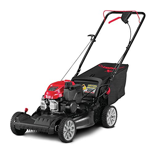 Troy-Bilt 12AVU2V2766 TB260 XP SpaceSavr 149cc Vertical Storage 21 in. Self-Propelled Lawn Mower