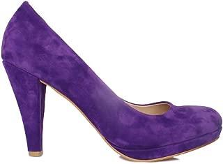 Loggalin 580401 827 Kadın Mor Platform Ayakkabı