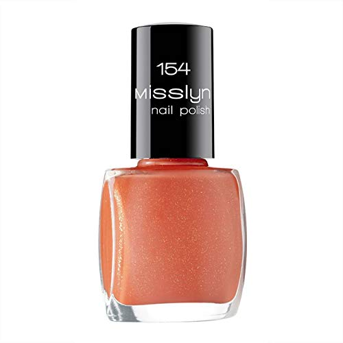 Misslyn Nägel Nagellack Nail Polish Nr. 154 10 ml