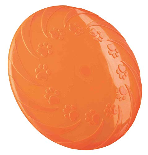 Trixie Dog Disc, thermoplastisches Gummi 18 cm