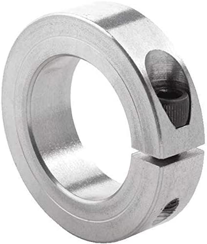 Climax online shop Directly managed store Metal Products Shaft Collar Clamp 1-5 Std 8inBoredia
