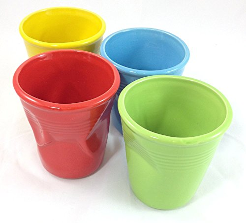 Crushed, confezione da 4 tazze