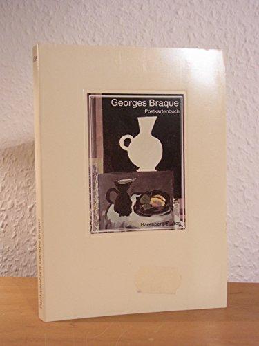 Georges Braques. Postkartenbuch