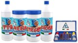 C.A.G Chemical 4ALL000 4All Kit Trattamento Acque...