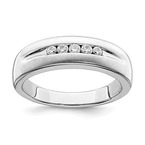 7 Women Ring Size Gemini Groom /& Bride 18K Gold Filled Anniversary Wedding Titanium Rings Set Width 6mm /& 4mm Men Ring Size 8