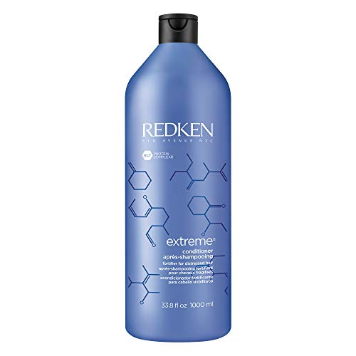 Redken Extreme Conditioner to Strengthen & Repair Damaged Hair, 33.8 ounce
