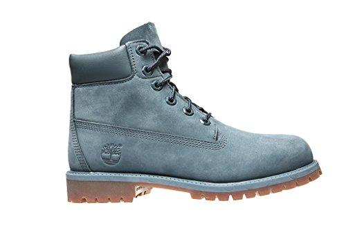 Timberland Unisex-Erwachsene 6 In Premium Wp Boot A1o8d Klassische Stiefel, Blau (Orion Blue), 37 EU