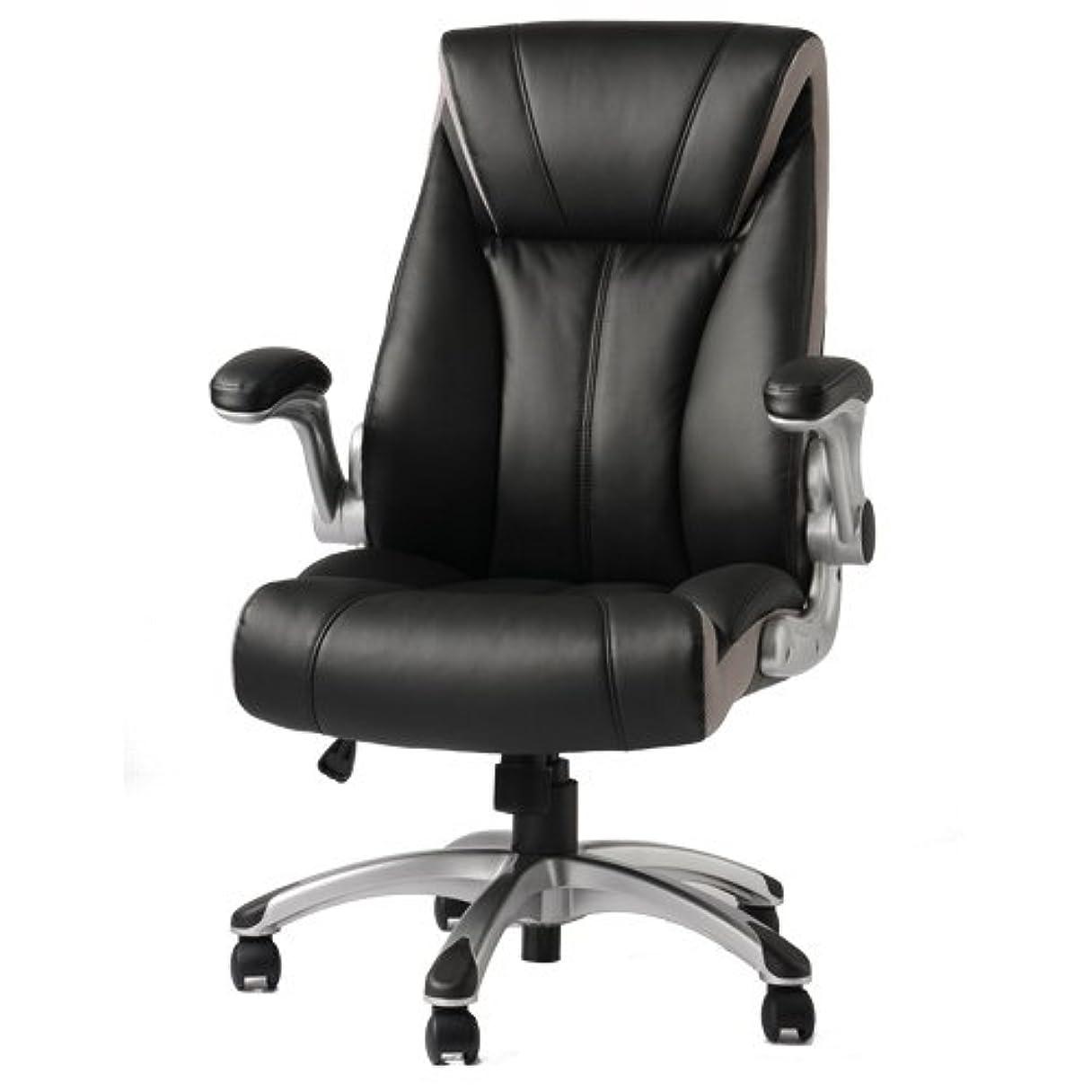 依存するわな残基高級車のような座り心地 エグゼクティブチェア オフィスチェア デスクチェア レザー 社長椅子 おしゃれ ブレイズ BLAZE-1