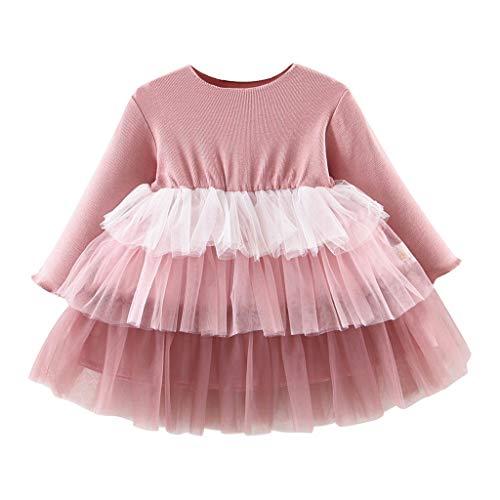 Vectry Vestidos De Niña Detalles para Bautizo Ropa Niños Boda Vestido Largo Niña Vestido Fiesta Niña 12 Años Vestidos De Niña De Verano Disfraces Niños Abrigo Invierno Niña Vestido Rosa
