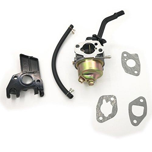 Cancanle Vergaser mit Dichtung Choke-Stange Isolator-Distanzstück Ölschlauch für Honda GX160 GX200 168F 5,5-6,5HP 2KW 196cc 163cc Motorgenerator