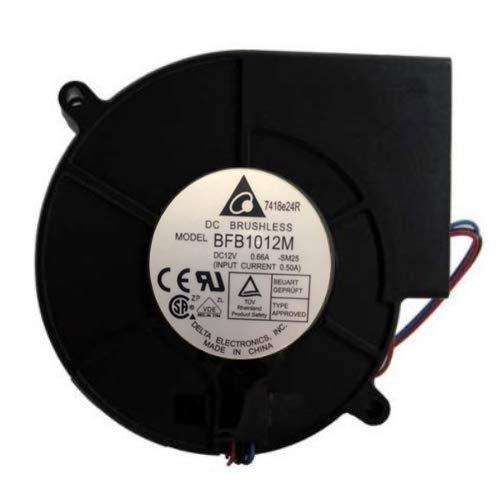 Desconocido Ventilador BFB1012M Vitro Inducción Teka IT 6320 7418e24R