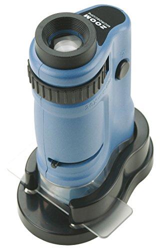 Pfiffikus von Kuenen 42414 - Mini-Zoom-Mikroskop