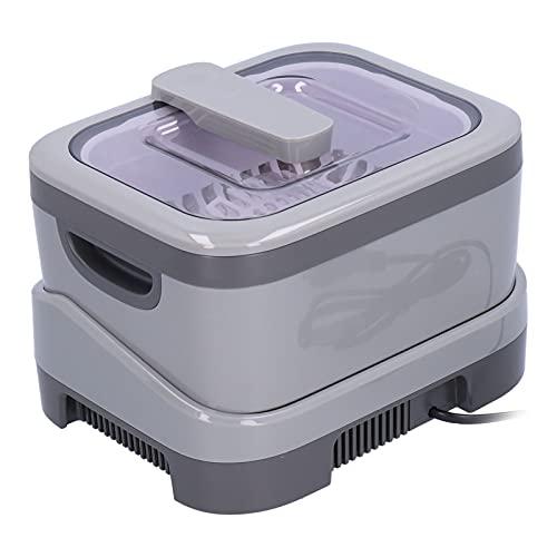 Limpiador ultrasónico, Limpiador ultrasónico temporizado Desgasificación de una tecla para limpiar gafas para limpiar relojes para collares