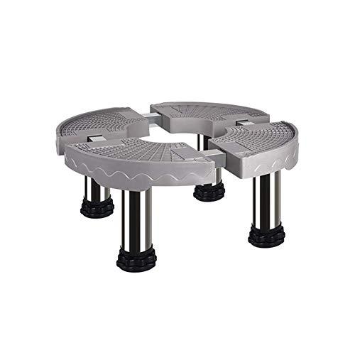 DH® Base D'appareil Universel Base De Machine À Laver Réglable Imperméable À L'eau