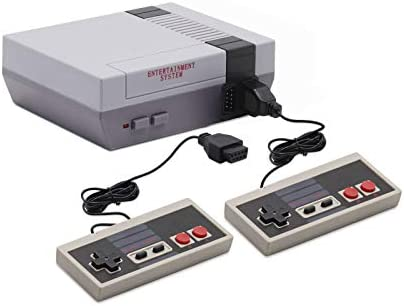620 Retro Game Console Mini Classic Game System with 2 NES Classic Controller and Built in 620 product image