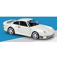 車のモデルを引き戻す 1:24スポーツ合金車模型ダイカスト玩具車収集プレゼント非リモコン式運送玩具 (Color : 27)