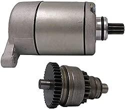 New Starter And Drive Combo Kit For Polaris ATV UTV 325 330 335 425 500 Sportsman Scrambler Magnum Trail Boss Ranger 113528 18645 495713 3084981 3090188