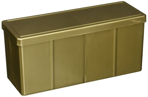 Arcane Tinmen 20306 - Sammelkartenspielzubehör - Dragon Shield 4 Compartment Storage Box, Gold