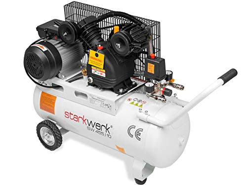 Starkwerk Druckluftkompressor 455/10/50 10 Bar - 2