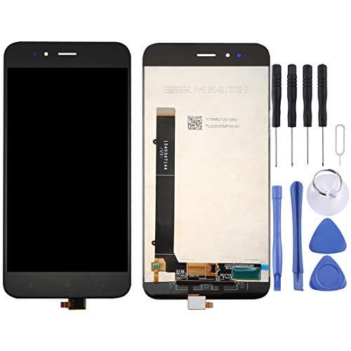 La Pantalla LCD del teléfono Celular For Xiaomi Mi 5X / A1 Pantalla LCD y digitalizador Asamblea Completa (Negro) para estrenar (Color...