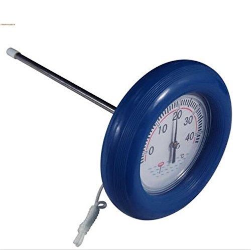 YiFun Trade Mechanische Type Vistank of Zwembad Drijvende Vijver Thermometer Hygrometer 0° C ~ 40° C