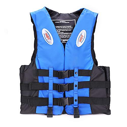 Manteau de gilet de pêche, gilet daide réglable, gilet de sauvetage, gilet flottant de natation, aides à la flottabilité pour adultes enfants adaptés à la natation, au kayak, à laviron, au surf.