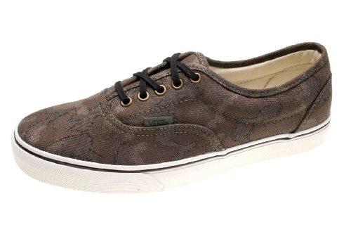 Vans U LPE (CAMO JAQUARD) VRRR7H4, Unisex-Erwachsene Sneaker, Grün ((Camo Jaquard)), EU 40